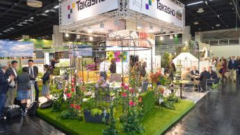Erfolgreiche Gafa für  Takasho auf zwei Ständen