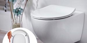 Maximale Hygiene bei WC-Sitzen