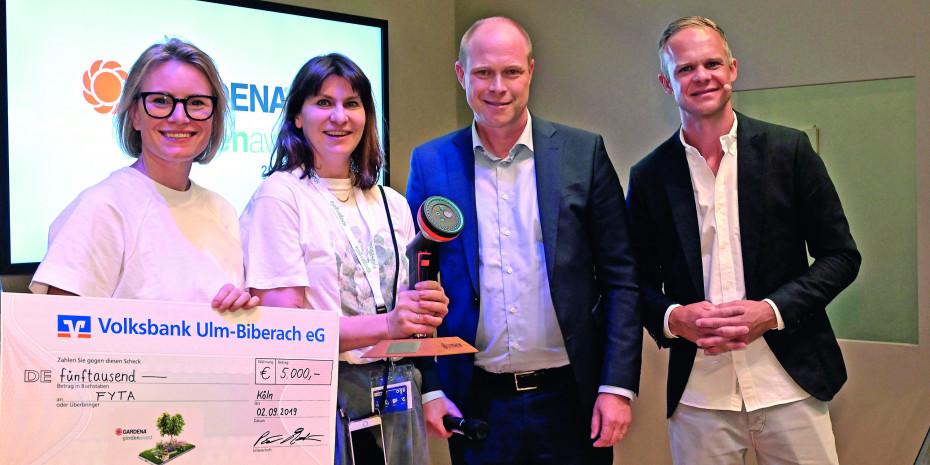 Spoga+Gafa, Gardena garden award, Fyta