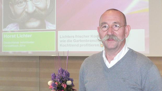 Horst Lichter gilt als einer der populärsten Fernsehköche in Deutschland.