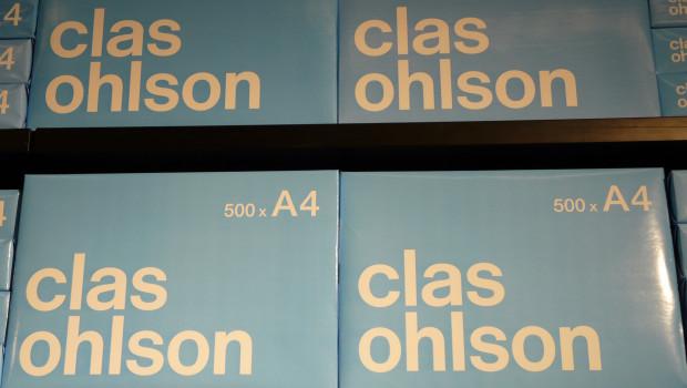 Clas Ohlson hat von Mai bis Juli 2021 ein Umsatzvolumen von 2,056 Mrd. SEK (201 Mio. Euro) erzielt, 1 Prozent weniger als im Vorjahreszeitraum.