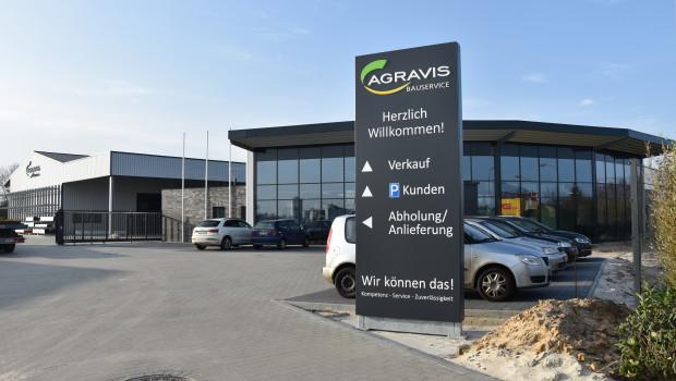 Die Agravis Baustoffhandel Nord GmbH hat ihren dritten Baustofffachhandel in Rhede (Ems) eröffnet.