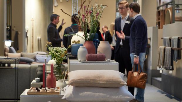 In diesem Jahr stellten 4.460 Unternehmen auf der Ambiente in Frankfurt aus.