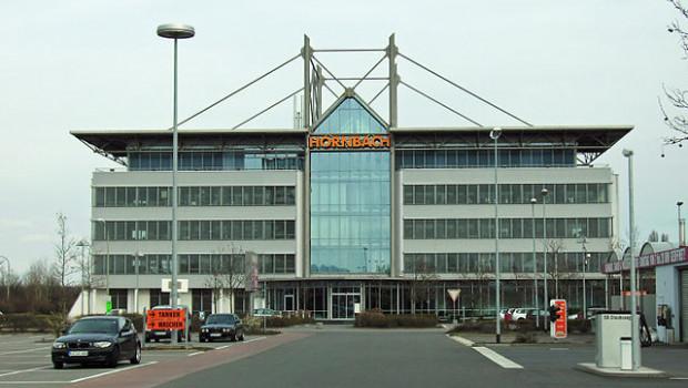 Hornbach zieht bis 2020 alle seine Baumarktverwaltungsfunktionen in Bornheim zusammen (Foto: Wikimedia).