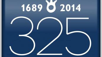 Am Sonntag wird der 325. Geburtstag gefeiert