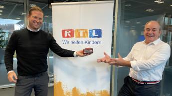 """Einhell wird Partner von """"RTL – Wir helfen Kindern"""""""