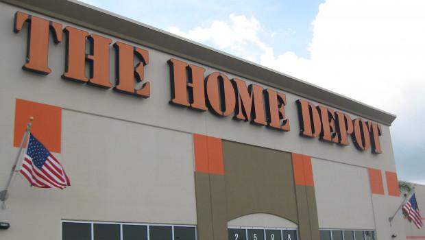 Home Depot ist der größte Baumarktbetreiber der Welt.