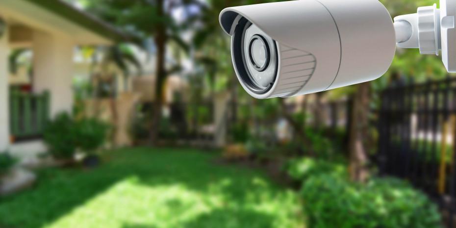 Smart Home-Technologien, Grundstücksüberwachung