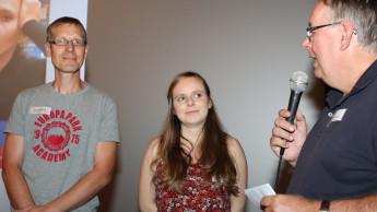 Gelungene Branchen-Premiere der Film-Doku in Ettlingen