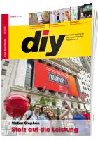diy Ausgabe 10/2021