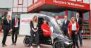 Dortmunder Hellweg-Kunden können kostenlos Lastenräder nutzen