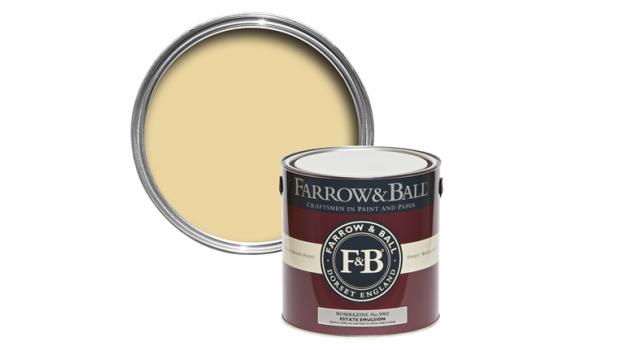 Die Farben und Tapeten des britischen Herstellers Farrow & Bell werden auch über Baumärkte wie beispielsweise B&Q in Großbritannien vertrieben.