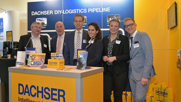 Dachser, DIY-Logistics Pipeline