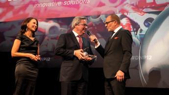Fischer erhielt den Deutschen Nachhaltigkeitspreis 2020