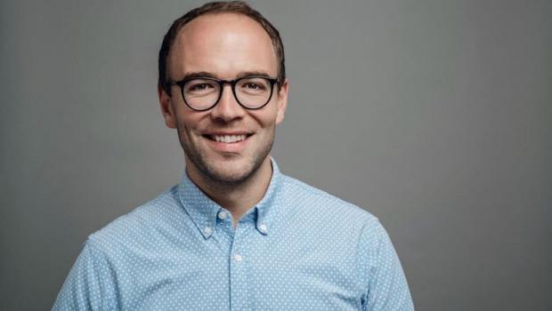 Geschäftsführer Dr. Sebastian Keitel.